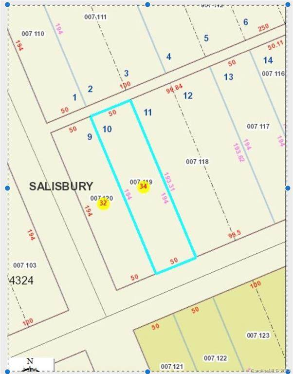 0 Lee Street, Salisbury, NC 28144 (#3685976) :: Willow Oak, REALTORS®
