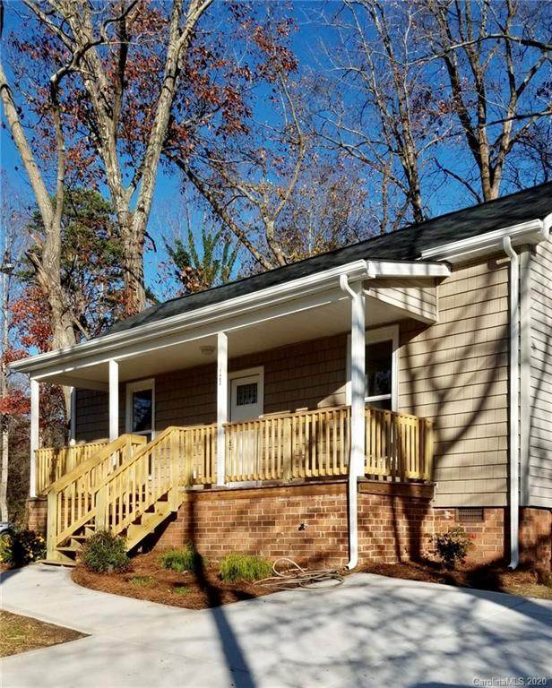 123 Wayne Avenue, Kannapolis, NC 28081 (#3686078) :: Stephen Cooley Real Estate Group