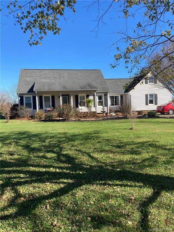 5156 W Nc 27 Highway, Vale, NC 28168 (#3686213) :: Rhonda Wood Realty Group