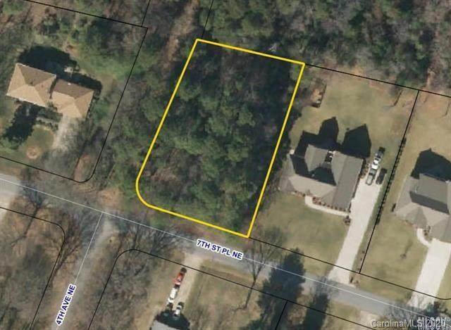 401 7th St Place NE, Conover, NC 28613 (#3686717) :: Ann Rudd Group