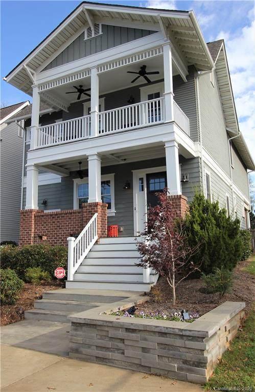 1717 Main Street, Charlotte, NC 28204 (#3686917) :: LePage Johnson Realty Group, LLC