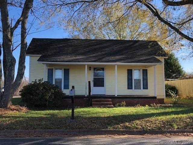 829 N Davis Avenue, Newton, NC 28658 (#3687129) :: MartinGroup Properties