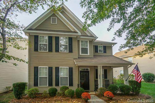 10043 Caldwell Depot Road, Cornelius, NC 28031 (#3687296) :: Willow Oak, REALTORS®