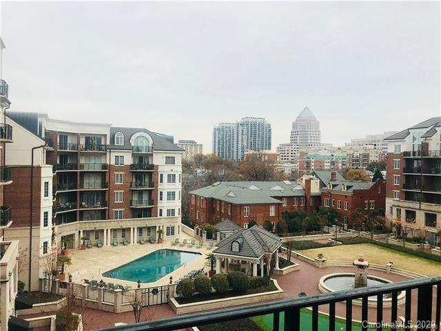 300 W 5th Street #528, Charlotte, NC 28202 (#3687873) :: LePage Johnson Realty Group, LLC