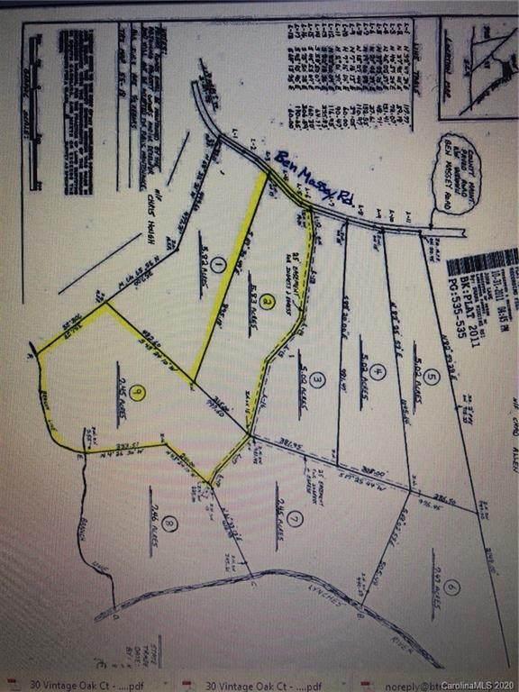 00 Ben Massey Road, Lancaster, SC 29720 (#3688212) :: LePage Johnson Realty Group, LLC