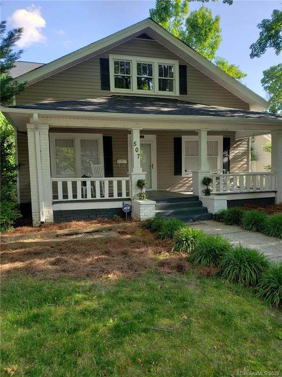 507 W Second Avenue, Gastonia, NC 28052 (#3688653) :: IDEAL Realty