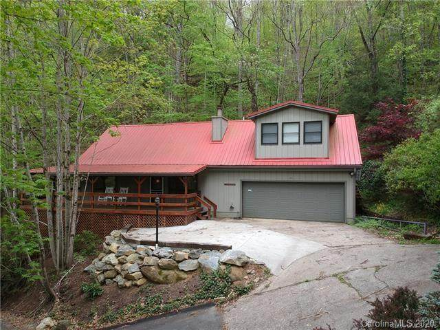 181 Old Still Road, Maggie Valley, NC 28751 (#3689710) :: Bigach2Follow with Keller Williams Realty