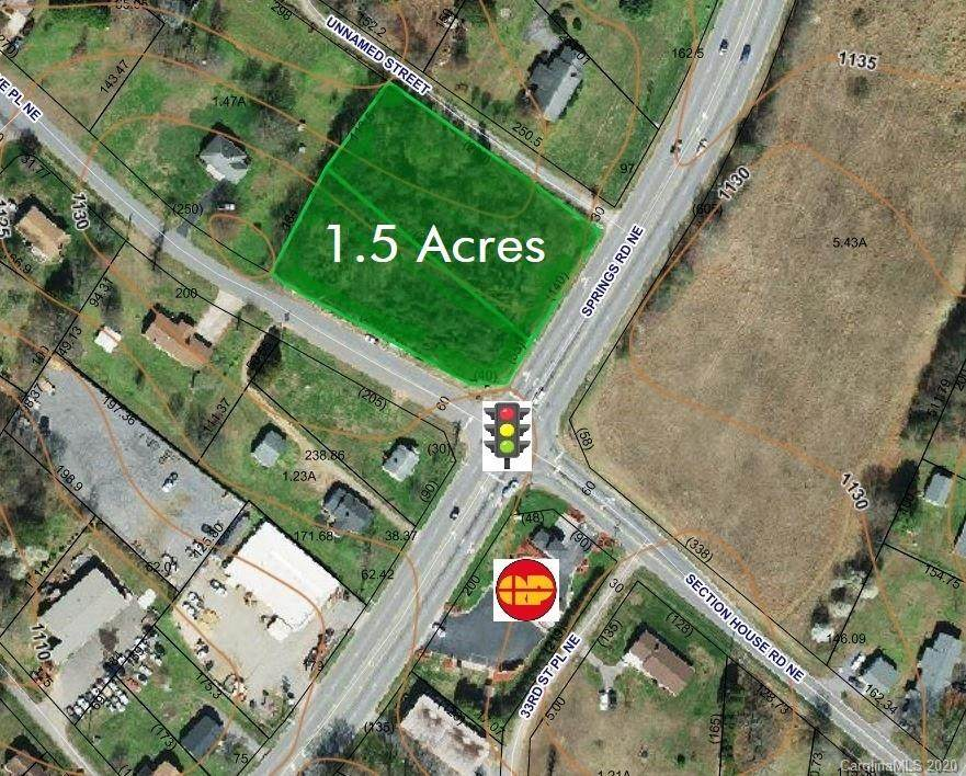 1.5 Acres Springs Road - Photo 1
