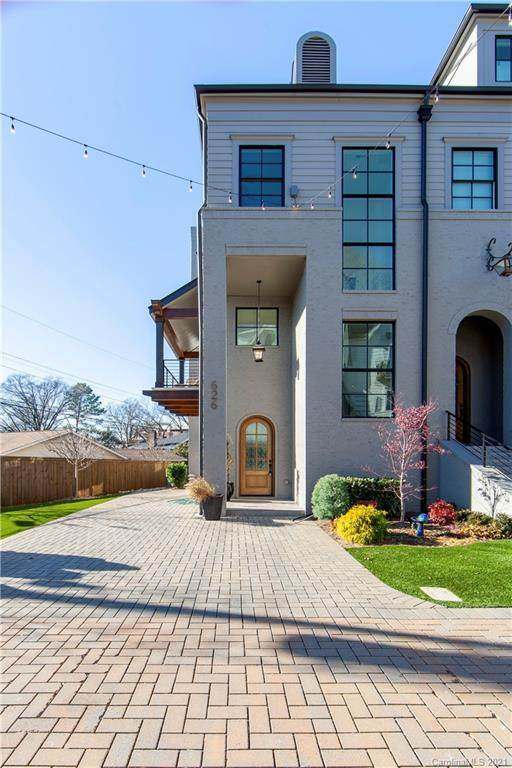 626 Mattie Rose Lane, Charlotte, NC 28204 (#3693290) :: BluAxis Realty