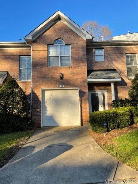 4620 Hunter Crest Lane, Charlotte, NC 28209 (#3693381) :: Rowena Patton's All-Star Powerhouse