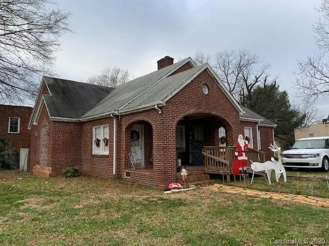 318 Main Street, Ellenboro, NC 28040 (#3694017) :: Robert Greene Real Estate, Inc.