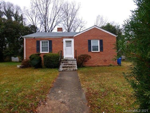 326 Westwood Drive, Statesville, NC 28677 (#3694695) :: Miller Realty Group