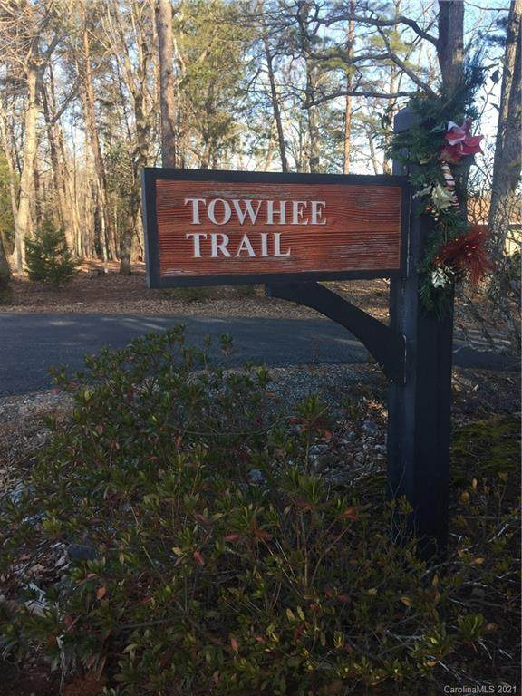 00 Towhee Trail Towhee Trail, Tryon, NC 28782 (#3695011) :: Miller Realty Group