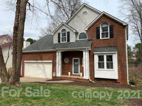 3142 Hadden Hall Boulevard, Fort Mill, SC 29715 (#3695517) :: Carolina Real Estate Experts