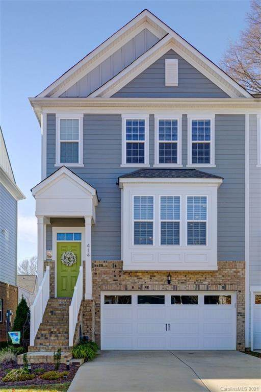 414 Belton Street, Charlotte, NC 28209 (#3697737) :: LePage Johnson Realty Group, LLC