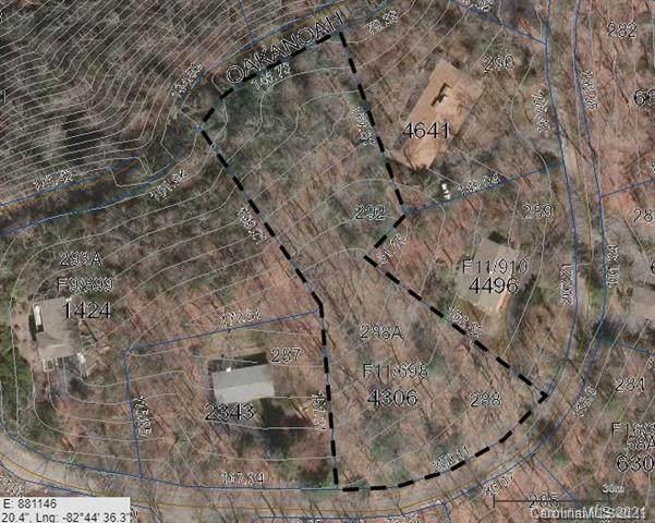 TBD Oakanoah Circle U2/L288a, Brevard, NC 28712 (#3697761) :: High Performance Real Estate Advisors