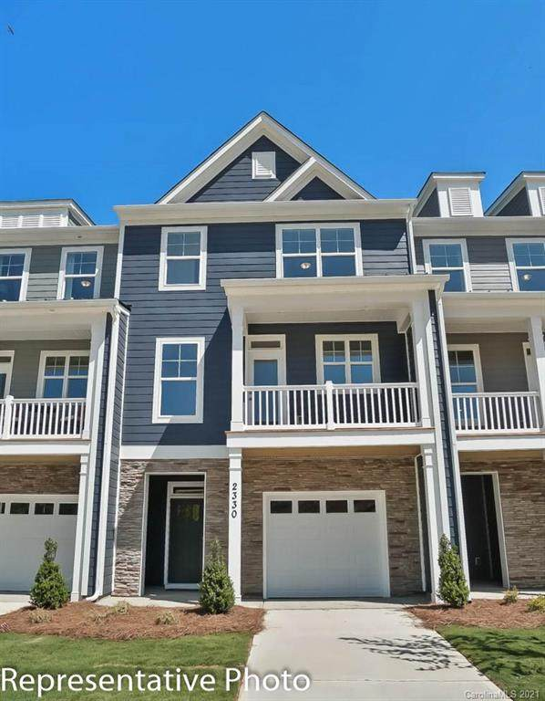 10418 Glenmere Creek Circle Lot 16, Charlotte, NC 28262 (#3698331) :: LePage Johnson Realty Group, LLC