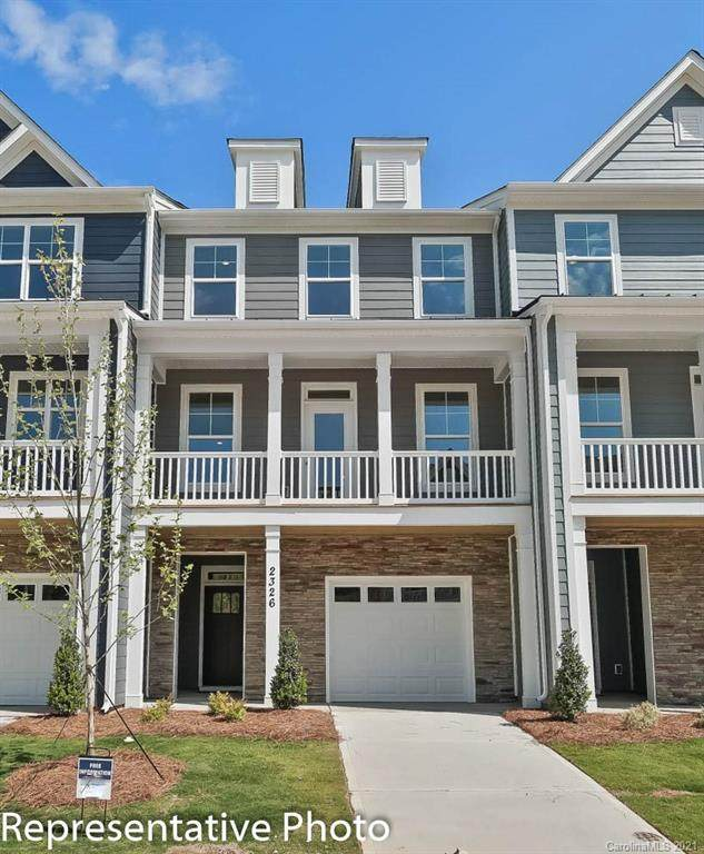 10422 Glenmere Creek Circle Lot 17, Charlotte, NC 28262 (#3698333) :: LePage Johnson Realty Group, LLC