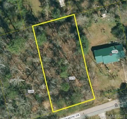 1375 Creekwood Drive, Morganton, NC 28655 (#3698353) :: Odell Realty
