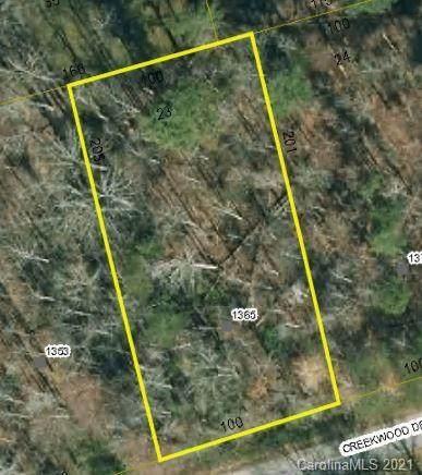 1365 Creekwood Drive, Morganton, NC 28655 (#3698378) :: Odell Realty