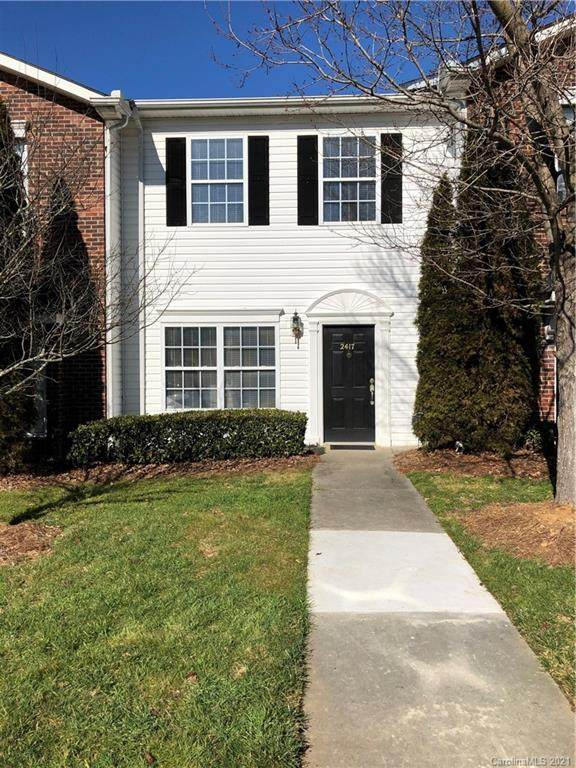 2417 Ryerson Court, Charlotte, NC 28213 (#3698580) :: BluAxis Realty