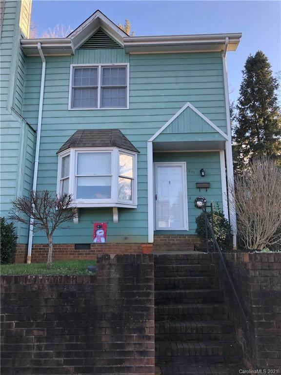 631 College Avenue SW, Lenoir, NC 28645 (#3698581) :: High Performance Real Estate Advisors