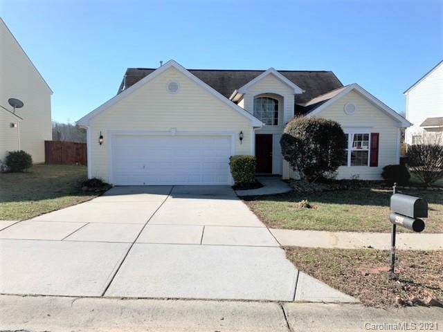 2931 Village Center Drive, Dallas, NC 28034 (#3698673) :: Miller Realty Group