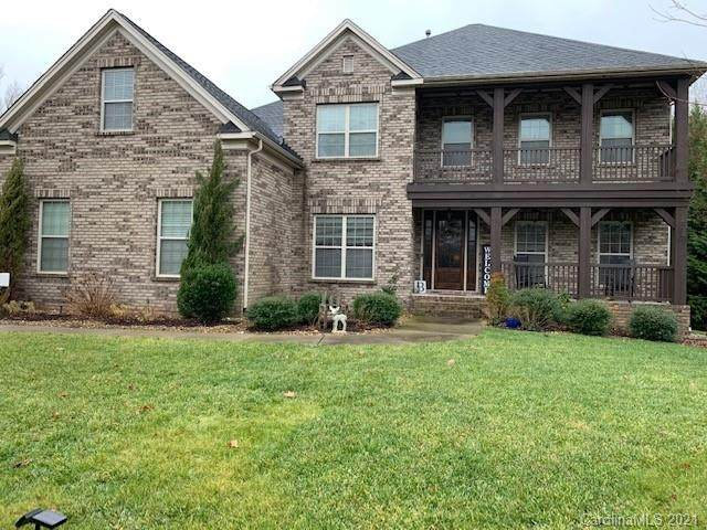 7622 Caspian Drive, Waxhaw, NC 28173 (#3698876) :: Love Real Estate NC/SC