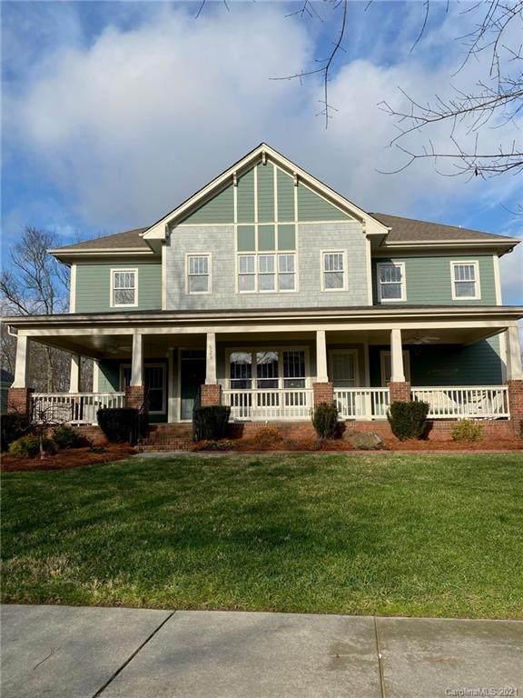 523 Oak Drive, Huntersville, NC 28078 (#3698908) :: BluAxis Realty