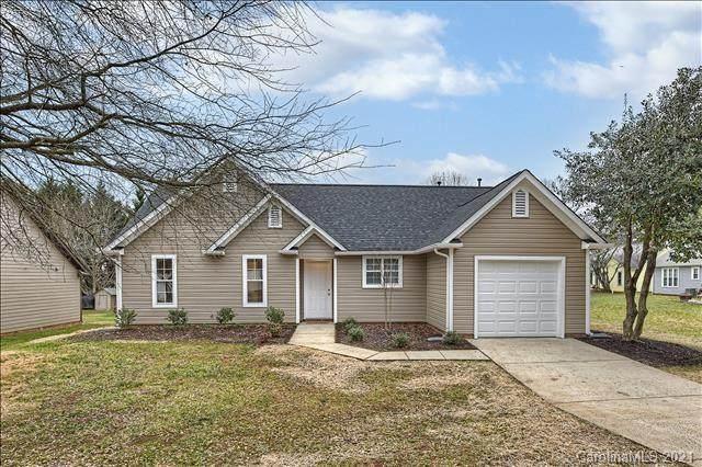9200 Merlot Lane #23, Charlotte, NC 28269 (#3699288) :: Burton Real Estate Group