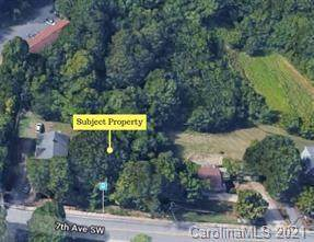 Vacant Lot 7th Avenue SW, Hickory, NC 28601 (#3699297) :: Keller Williams South Park