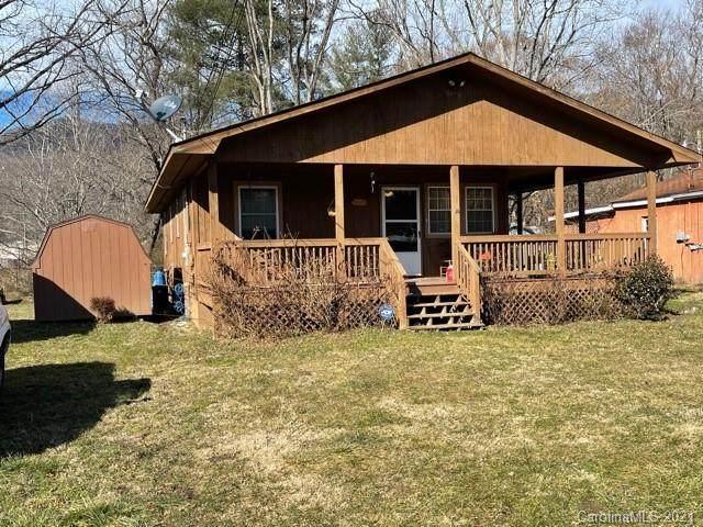 528 Westwood Circle, Waynesville, NC 28786 (#3699337) :: High Performance Real Estate Advisors