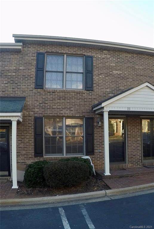 2433 1st Street NW #23, Hickory, NC 28601 (#3699366) :: Love Real Estate NC/SC