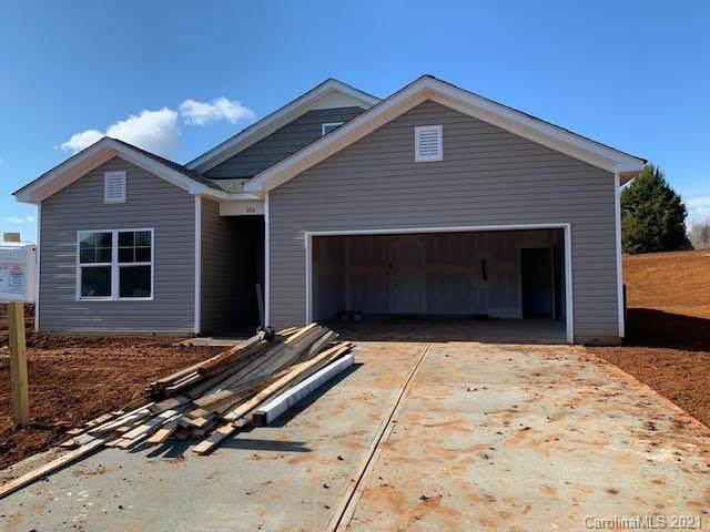 204 N Doe Ridge Drive #43, Cleveland, NC 27013 (#3699396) :: High Performance Real Estate Advisors