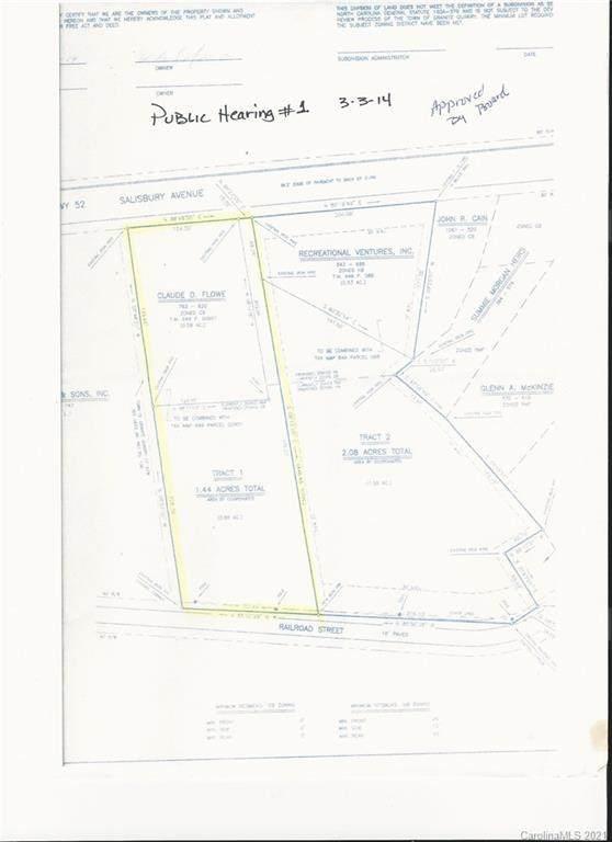 000 Hwy 52 Highway, Salisbury, NC 28146 (#3699437) :: Puma & Associates Realty Inc.