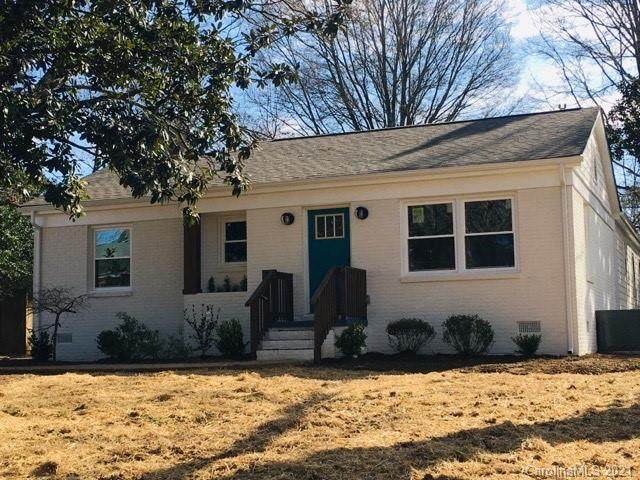 4314 Winfield Drive, Charlotte, NC 28205 (#3699962) :: Miller Realty Group