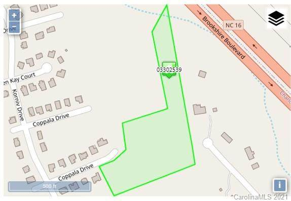 5639 Brookshire Bv Boulevard, Charlotte, NC 28216 (#3700092) :: Homes Charlotte