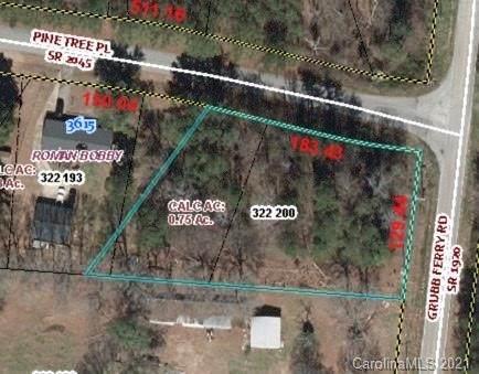 0 Grubb Ferry Road, Salisbury, NC 28144 (#3700167) :: DK Professionals Realty Lake Lure Inc.