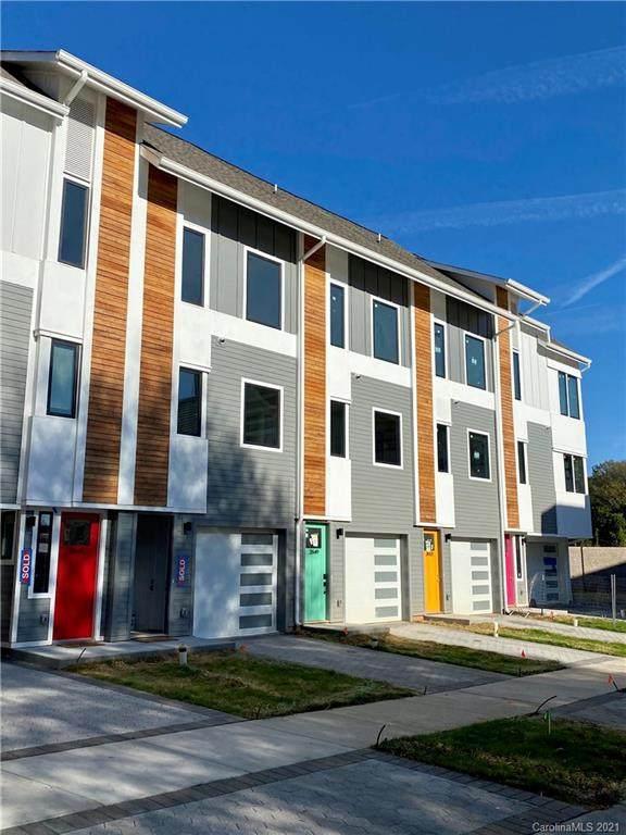 2653 Shenandoah Avenue 4S, Charlotte, NC 28205 (#3701063) :: High Performance Real Estate Advisors