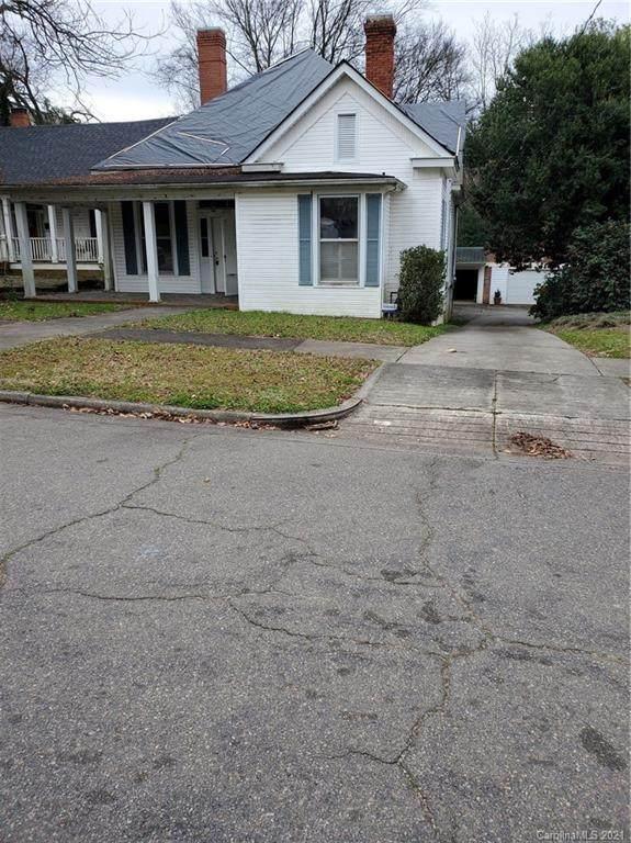 209 Wade Street W, Wadesboro, NC 28170 (#3701113) :: Exit Realty Vistas
