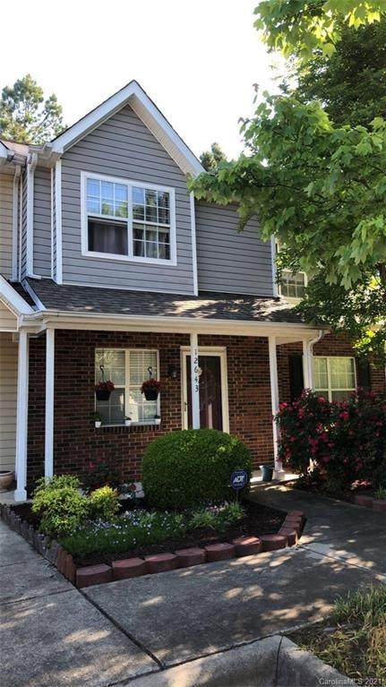 12643 Tucker Crossing Lane, Charlotte, NC 28273 (#3701484) :: Carolina Real Estate Experts