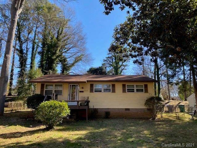 2515 Thornton Road, Charlotte, NC 28208 (#3701491) :: MartinGroup Properties