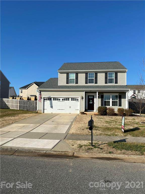 215 Elba Drive, Mooresville, NC 28115 (#3701502) :: Stephen Cooley Real Estate Group