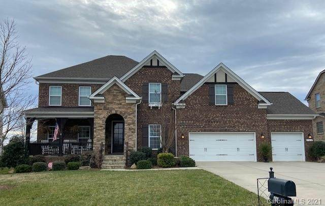 762 NW Franklin Tree Drive, Concord, NC 28027 (#3701654) :: NC Mountain Brokers, LLC