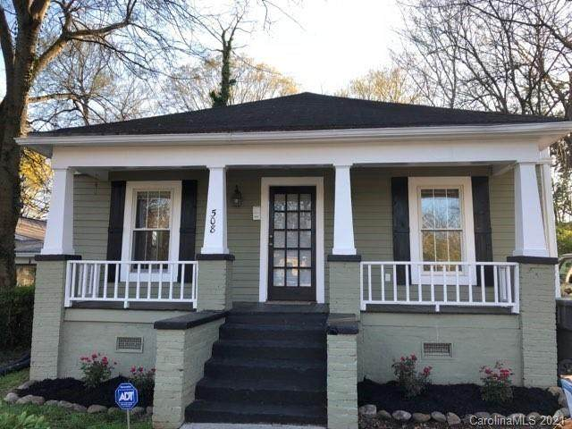 508 E 19th Street, Charlotte, NC 28206 (#3701679) :: Puma & Associates Realty Inc.