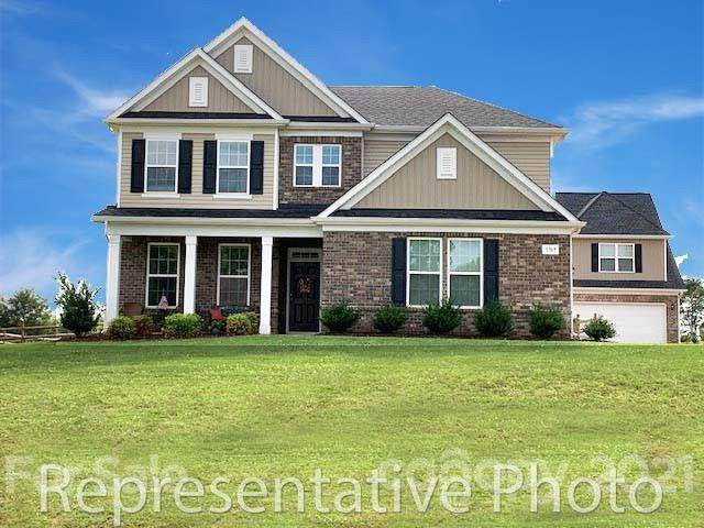 843 Red Spruce Drive #59, York, SC 29745 (#3701913) :: Premier Realty NC