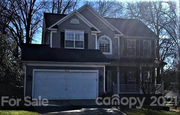 8706 Huntland Court, Charlotte, NC 28277 (#3701962) :: Stephen Cooley Real Estate Group