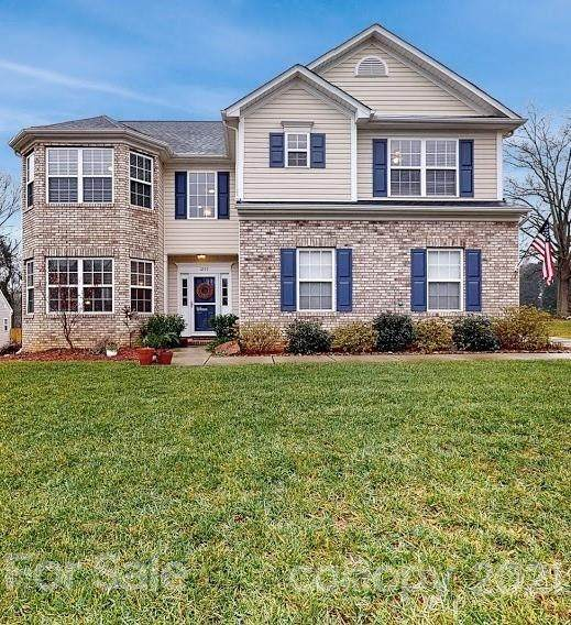 1255 Brecken Court, Kannapolis, NC 28081 (#3702038) :: The Premier Team at RE/MAX Executive Realty
