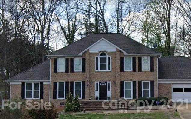 3504 Rocky Ridge Lane, Harrisburg, NC 28075 (#3702043) :: TeamHeidi®
