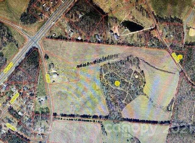 0 Efird Road, Albemarle, NC 28001 (#3702671) :: Odell Realty